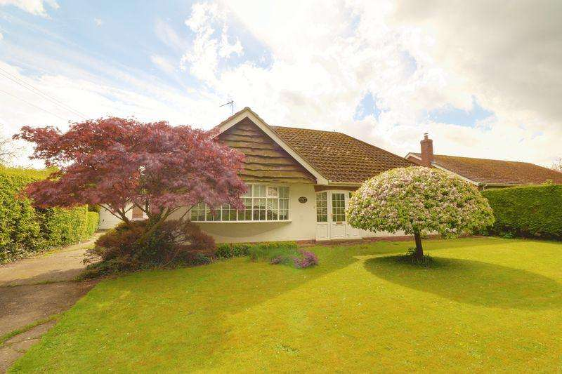 6 Bedrooms Detached Bungalow for sale in Manor Lane, Goxhill