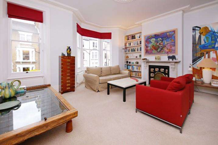 5 Bedrooms Semi Detached House for sale in Courthope Road, Hampstead NW3