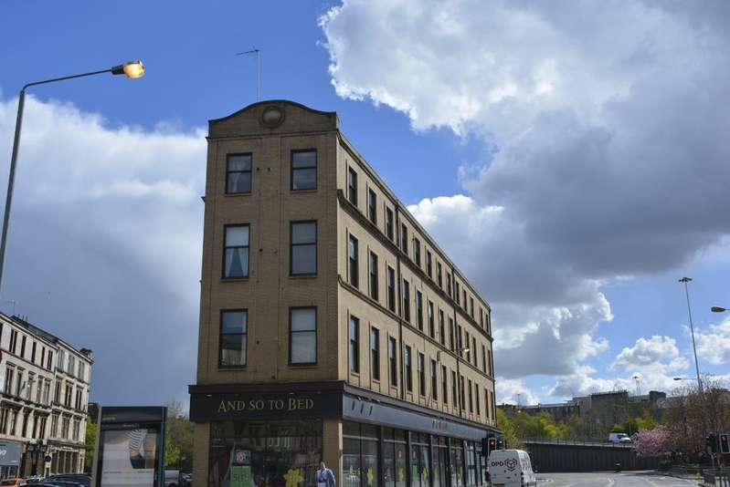 2 Bedrooms Flat for sale in Clarendon Place, Flat T/7, Charing Cross, Glasgow, G20 7PZ