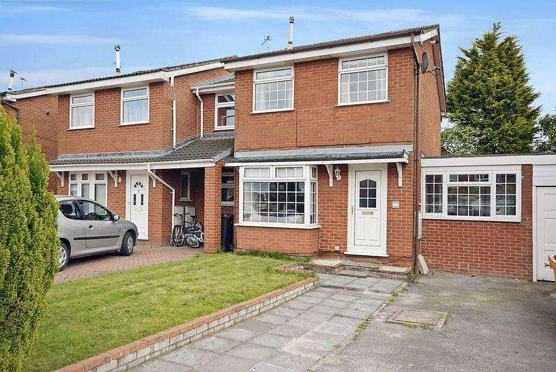 2 Bedrooms Link Detached House for sale in Buckland Close, Widnes