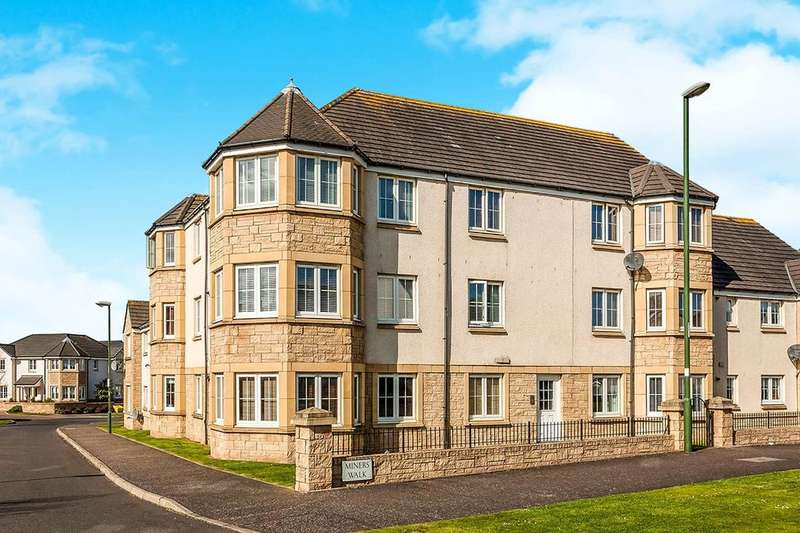 2 Bedrooms Flat for sale in Miners Walk, Dalkeith, EH22