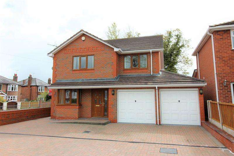 4 Bedrooms Detached House for sale in Chestnut Grove, Hawarden