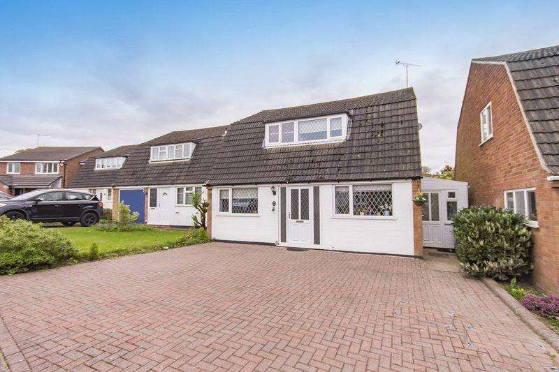 3 Bedrooms Detached House for sale in PARK WAY, ETWALL