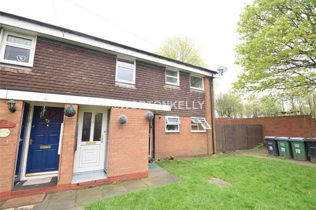 2 Bedrooms Maisonette Flat for sale in Princess Grove, WEST BROMWICH, West Midlands