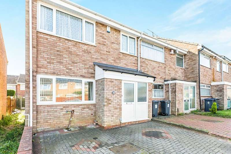 3 Bedrooms Property for sale in Moreton Close, Birmingham, B32
