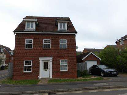 5 Bedrooms Detached House for sale in Adam Dale, Loughborough, Leicestershire