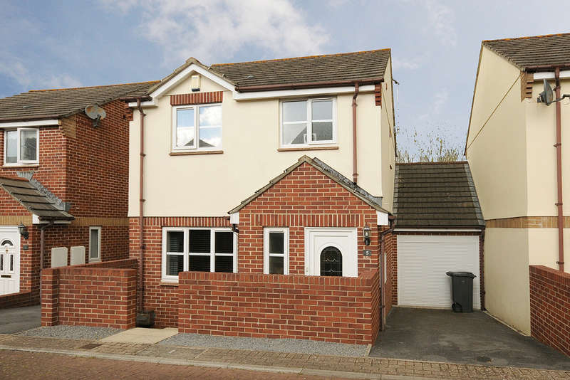 3 Bedrooms Semi Detached House for sale in Orkney Close, The Willows, Torquay
