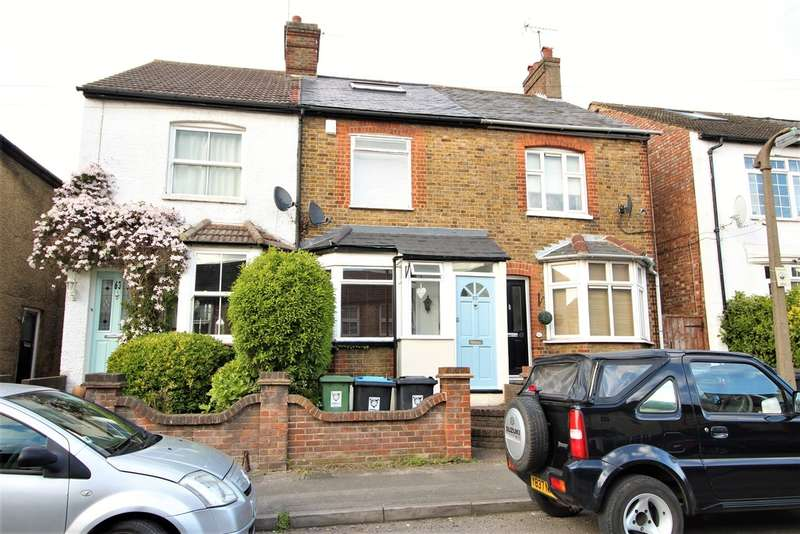2 Bedrooms Terraced House for sale in Apsley, Hemel Hempstead