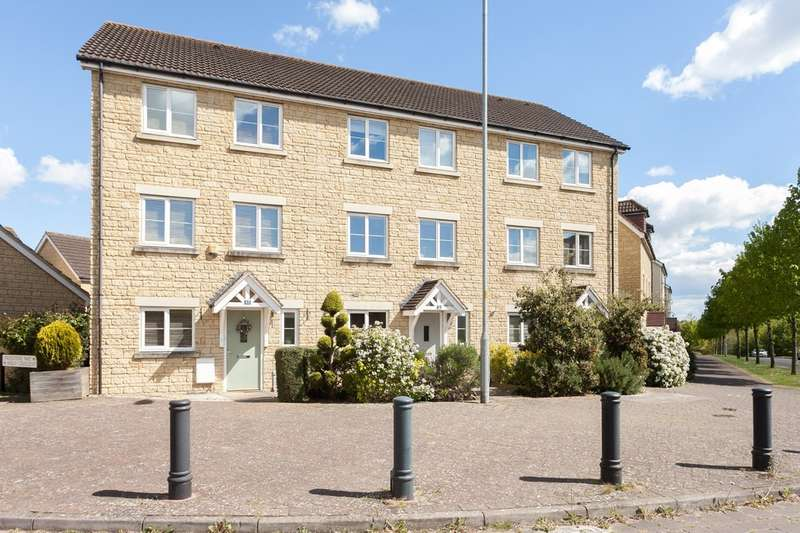 4 Bedrooms Town House for sale in Freestone Way, Corsham