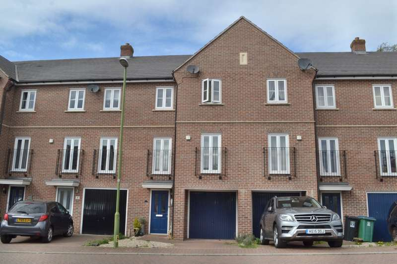 4 Bedrooms Town House for sale in Albanwood, Watford