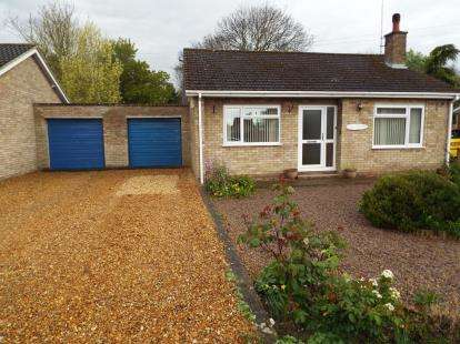 2 Bedrooms Bungalow for sale in Outwell, Wisbech, Norfolk