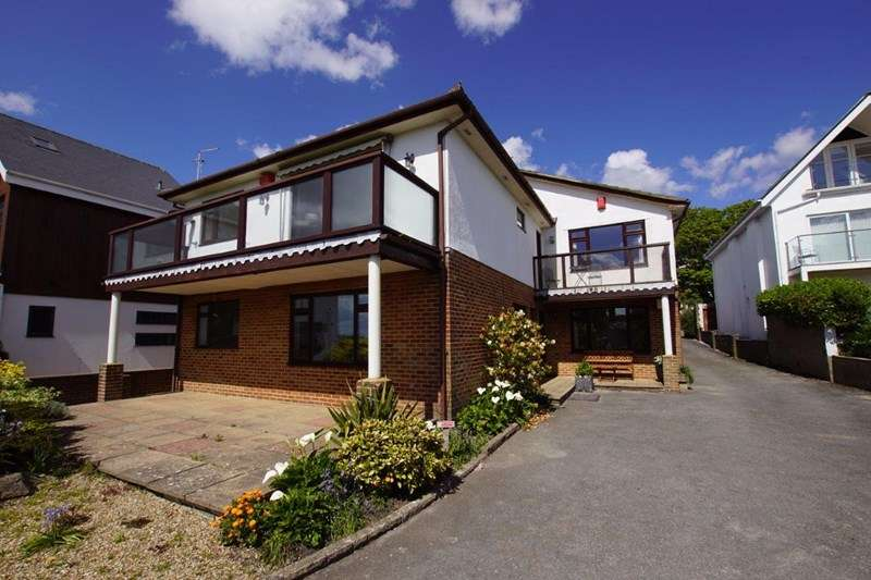 4 Bedrooms Duplex Flat for sale in Whitecliff Road, Whitcliff, Poole