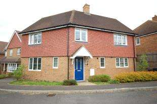 4 Bedrooms Detached House for sale in Flaxen Fields, Five Ash Down, Uckfield, East Sussex