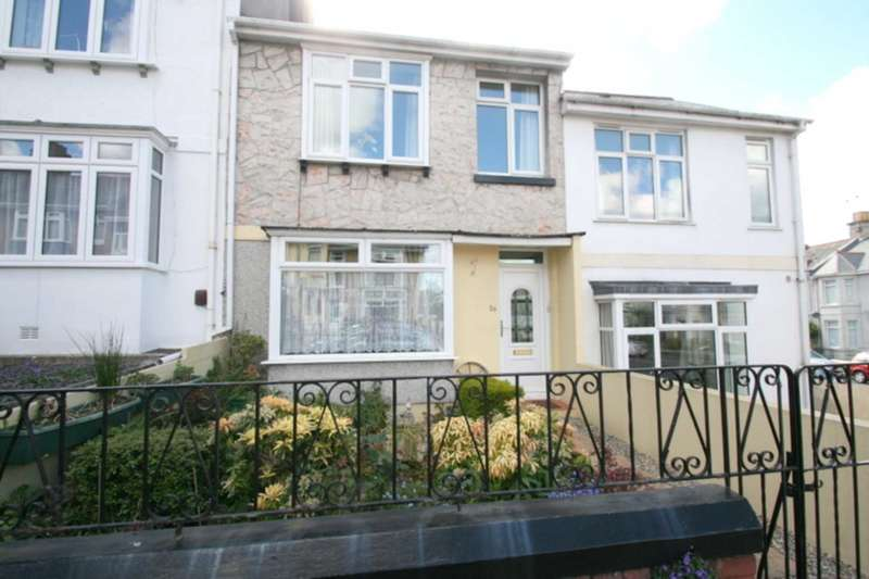 2 Bedrooms Terraced House for sale in Sturdee Road, Milehouse