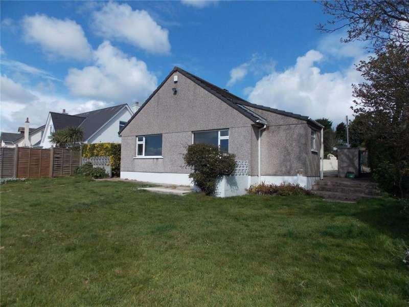 2 Bedrooms Detached Bungalow for sale in Pentowan Road, Hayle