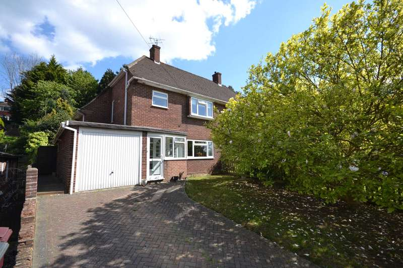 3 Bedrooms Semi Detached House for sale in Rotherfield Way, Emmer Green