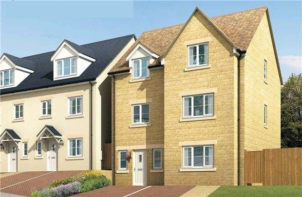 4 Bedrooms Property for sale in OPEN EVENT - BLENHEIM RISE, Townsend, Randwick, Stroud, Glos, GL6 6JY