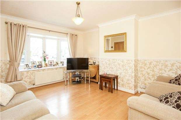 2 Bedrooms End Of Terrace House for sale in Hyde Crescent, LONDON, NW9 7HA
