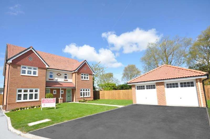 4 Bedrooms Semi Detached House for sale in Plot 10, The Epsom, The Thatch, Garstang, Preston, Lancashire, PR3 1PJ