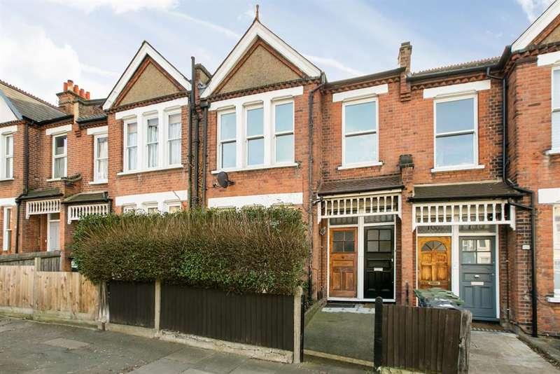 3 Bedrooms Maisonette Flat for sale in Herne Hill Road, Herne Hill, SE24