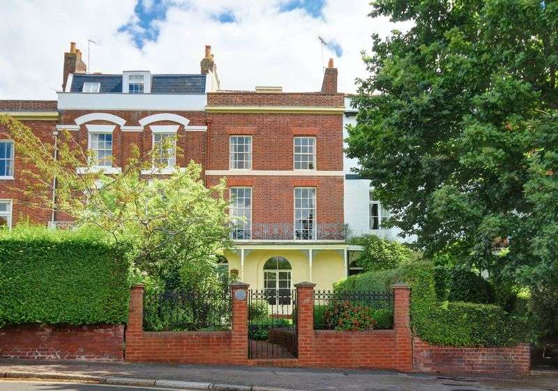 4 Bedrooms Terraced House for sale in Belmont Road, Exeter