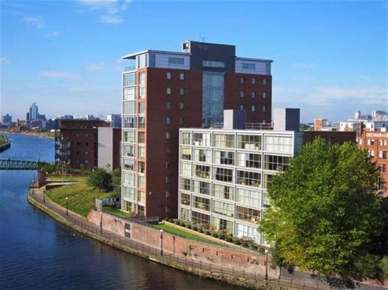 2 Bedrooms Apartment Flat for sale in Gresham Mill, South Hall Street, Salford, M5 4JH