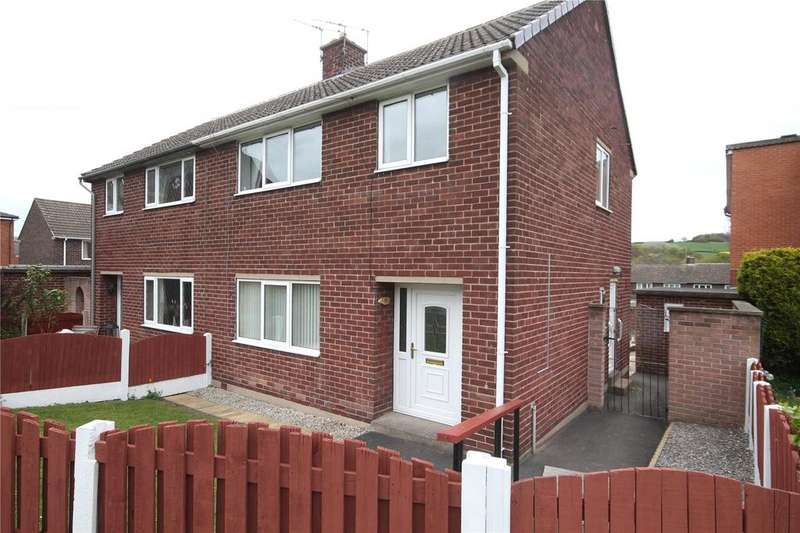 3 Bedrooms Semi Detached House for sale in Green Lane, Gilroyd, Barnsley, South Yorkshire, S75