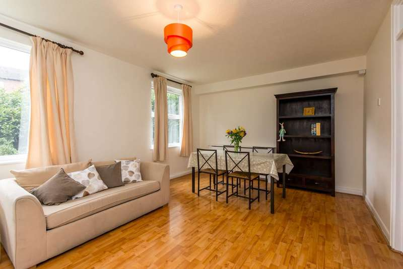 2 Bedrooms Flat for sale in Westmeath House, Dollis Hill, NW2