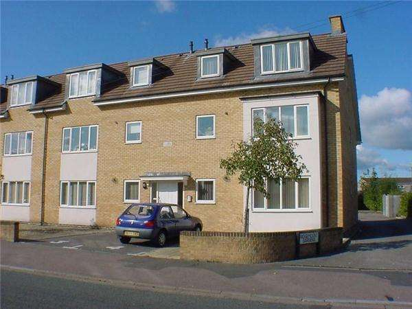 2 Bedrooms Flat for sale in Ridgemount Gardens, Whitchurch, Bristol, BS14
