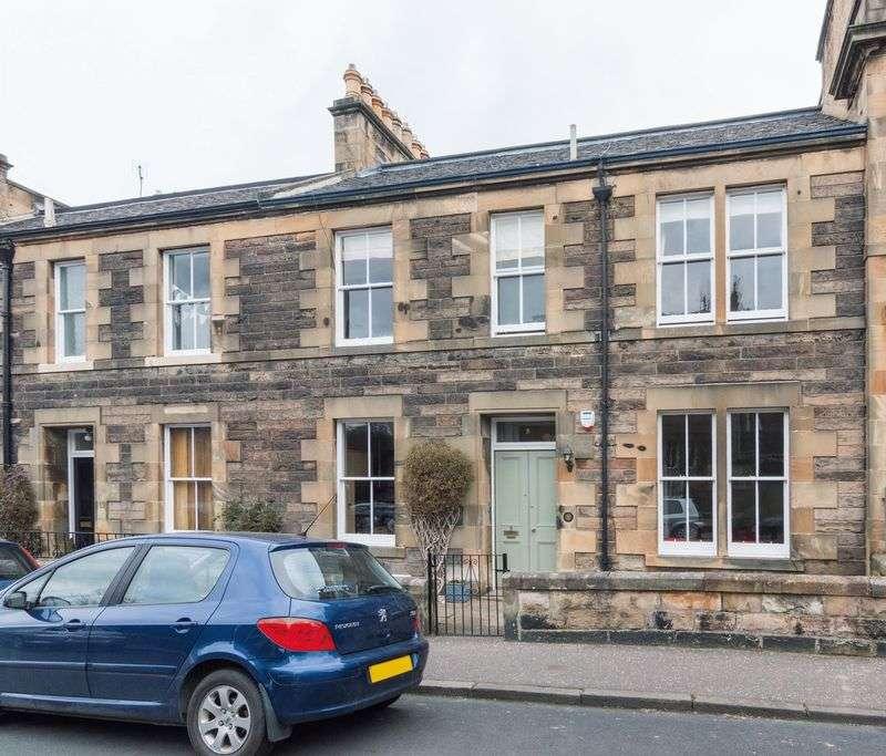 4 Bedrooms Terraced House for sale in 5 Shandon Road, Shandon, Edinburgh EH11 1QG