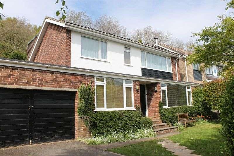 4 Bedrooms Detached House for sale in Heath Ridge, Long Ashton