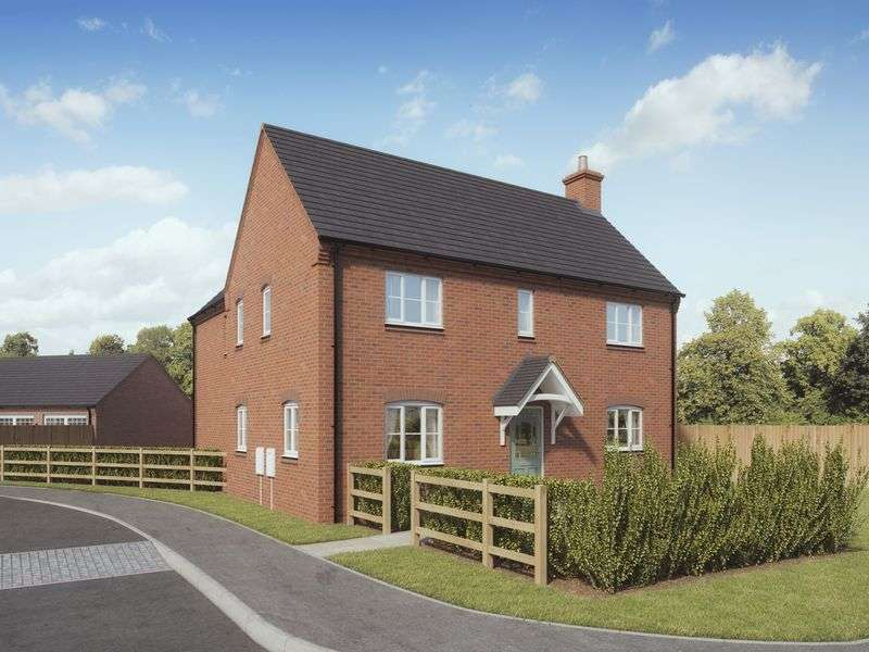 4 Bedrooms House for sale in Redfern Rise, Stafford
