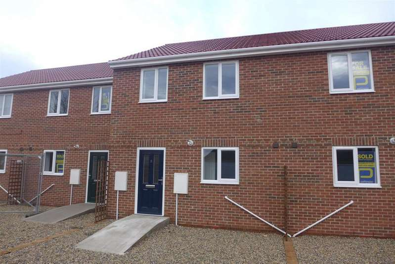 3 Bedrooms Terraced House for sale in Grangewood Court, Shiney Row