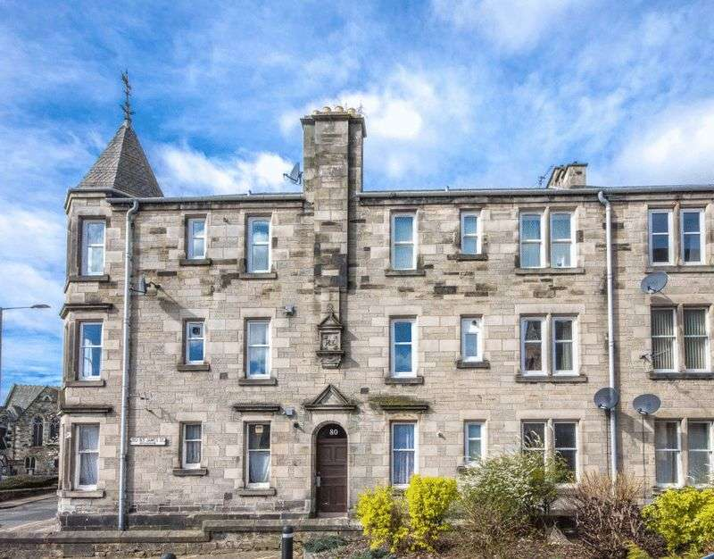 1 Bedroom Flat for sale in James Street, Dunfermline