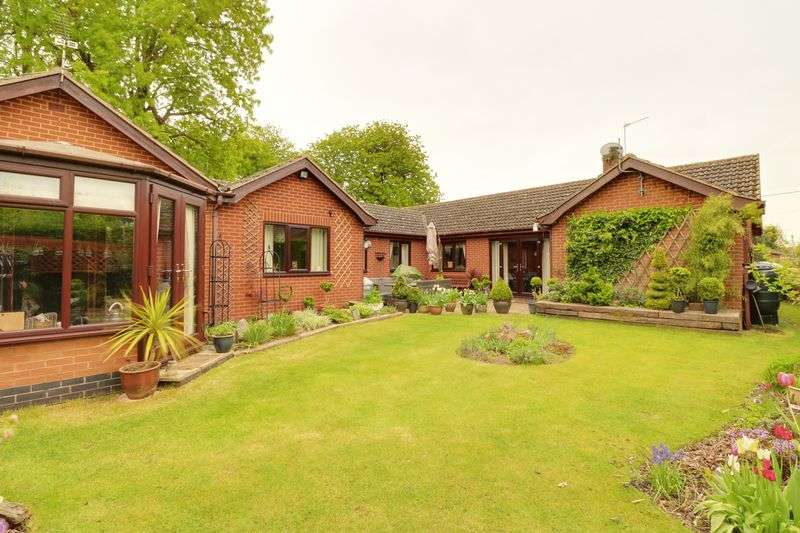 5 Bedrooms Detached Bungalow for sale in King Edward Street, Belton