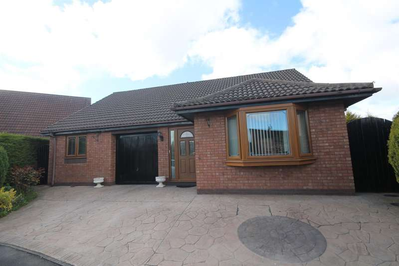 2 Bedrooms Property for sale in Fulton Court, Shildon