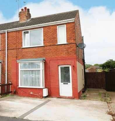 2 Bedrooms Semi Detached House for sale in St Johns Road, Scunthorpe, South Humberside, DN16 2NQ
