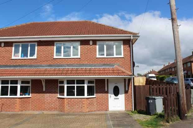 3 Bedrooms Semi Detached House for sale in Woolston Avenue, Congleton, Cheshire, CW12 3ED