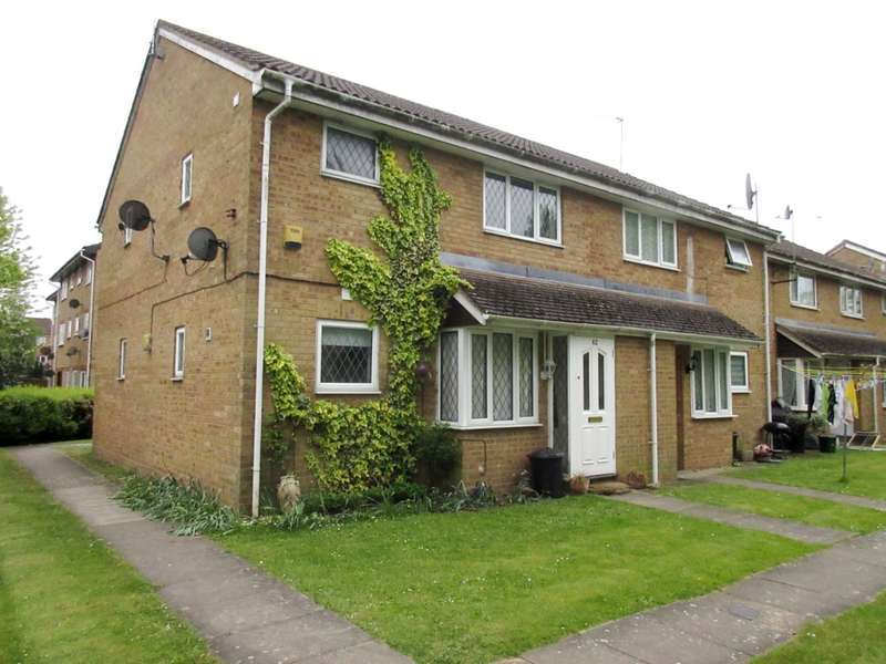 1 Bedroom Semi Detached House for sale in Newcombe Rise, West Drayton, UB7