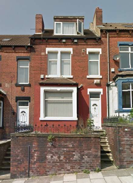 5 Bedrooms Terraced House for sale in Hough Lane, Leeds, West Yorkshire, LS13