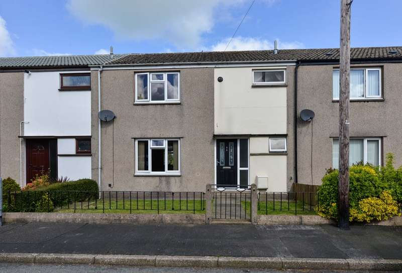 3 Bedrooms Terraced House for sale in George Moore Avenue, Wigton, Cumbria, CA7