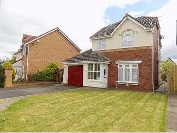 3 Bedrooms Detached House for sale in Antonine Way, Houghton, Carlisle, CA3 0LG