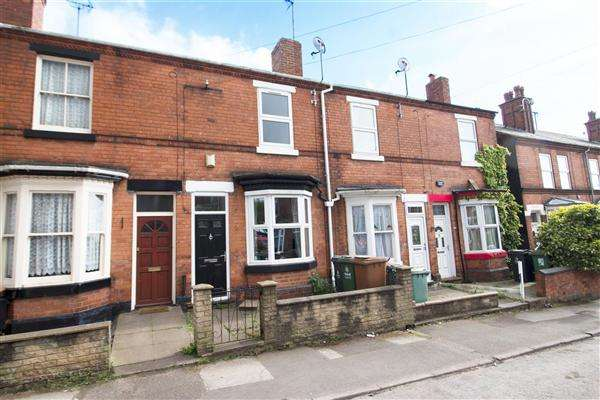 2 Bedrooms Terraced House for sale in Vincent Street