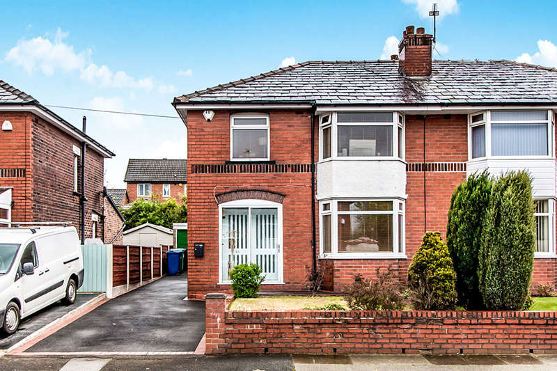 3 Bedrooms Semi Detached House for sale in Fairlands Road, Bury, BL9