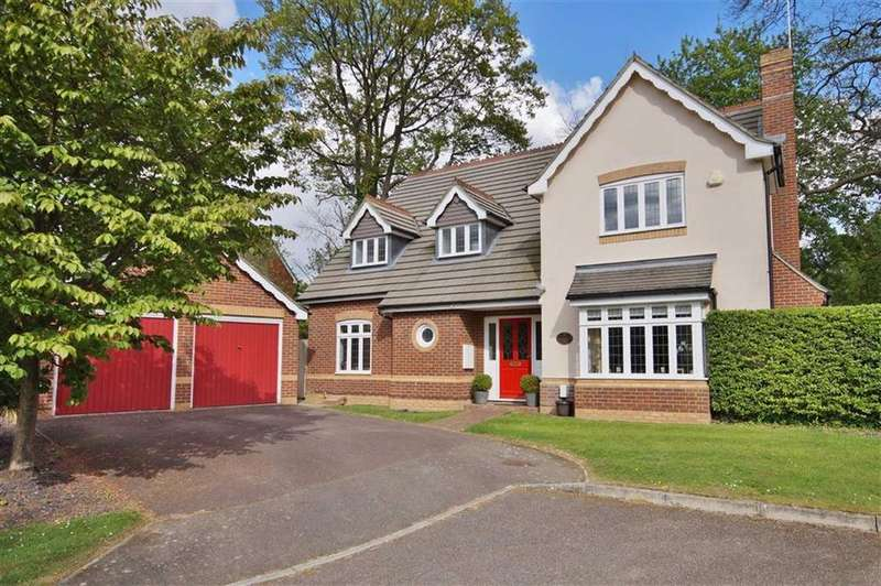 4 Bedrooms Detached House for sale in Tower Gardens, Claygate, Surrey, KT10