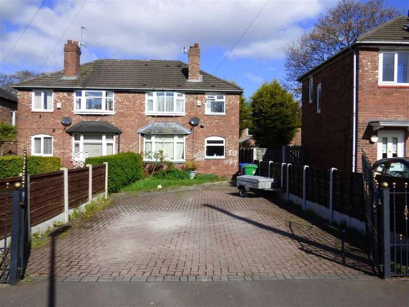 3 Bedrooms Semi Detached House for sale in Moorby Avenue, Burnage, Manchester, M19