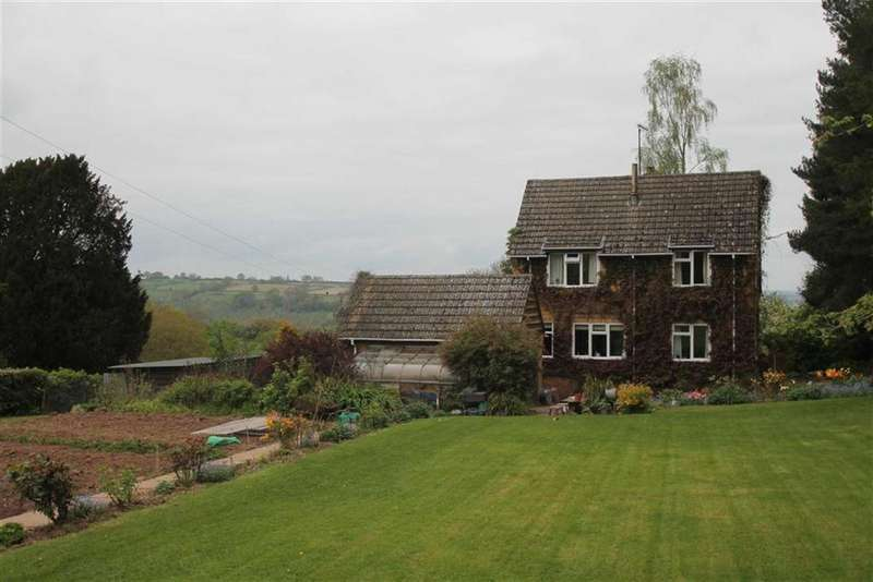 3 Bedrooms Detached House for sale in HOPE UNDER DINMORE, Leominster, Herefordshire
