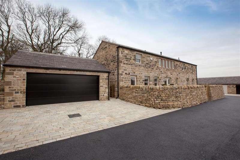 4 Bedrooms Detached House for sale in Ellis House, Ling Bob Lane, Horsforth