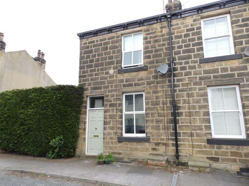 3 Bedrooms Semi Detached House for sale in NORTH PARADE, BURLEY IN WHARFEDALE, ILKLEY, LS29 7JR