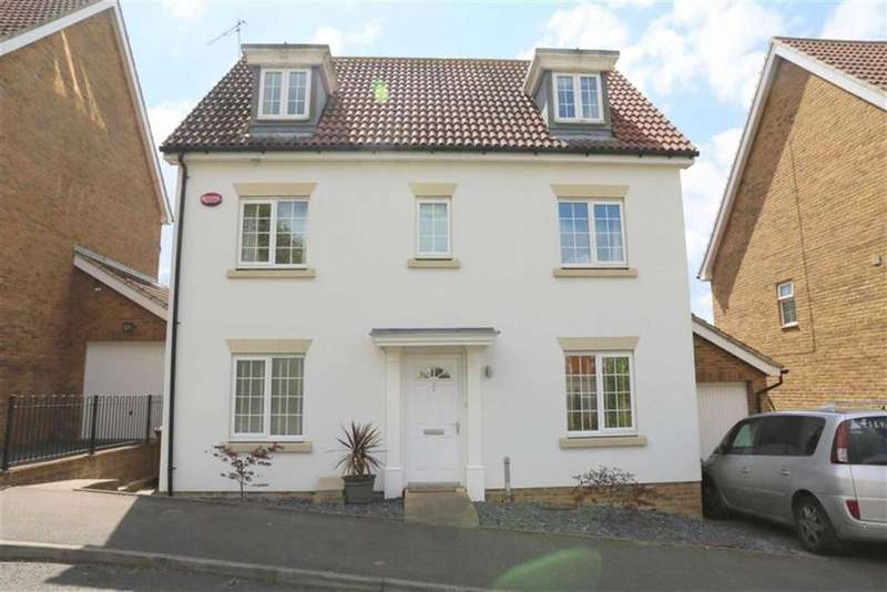 6 Bedrooms Detached House for sale in Bluebell Gardens, St Leonards On Sea